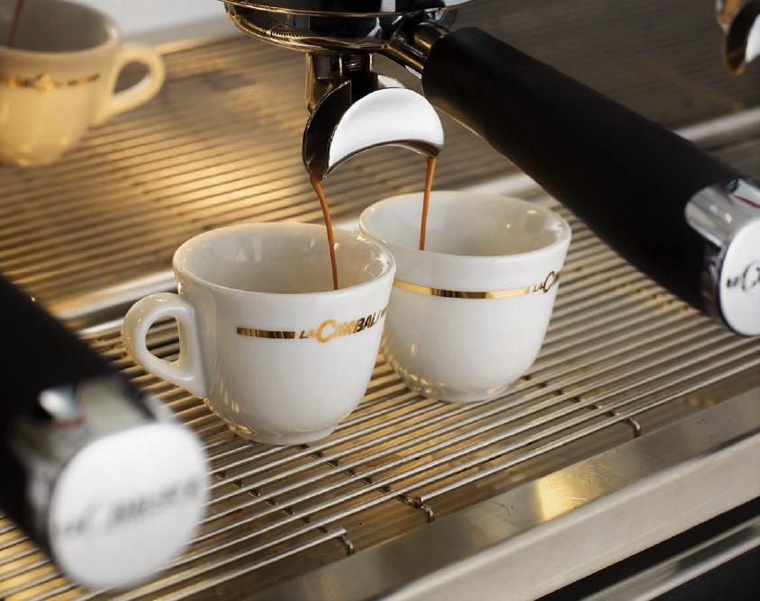 Kaffeemaschinen von La Cimbali
